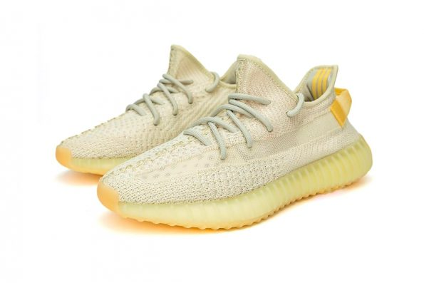 adidas yeezy boost 350 v2 light sneakers